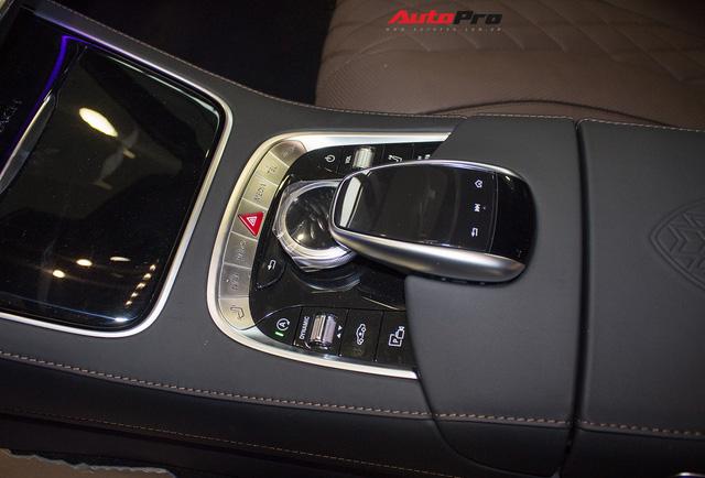Cận cảnh Mercedes-Maybach S450 2018 - Sedan siêu sang giá 7,219 tỷ đồng - Ảnh 23.