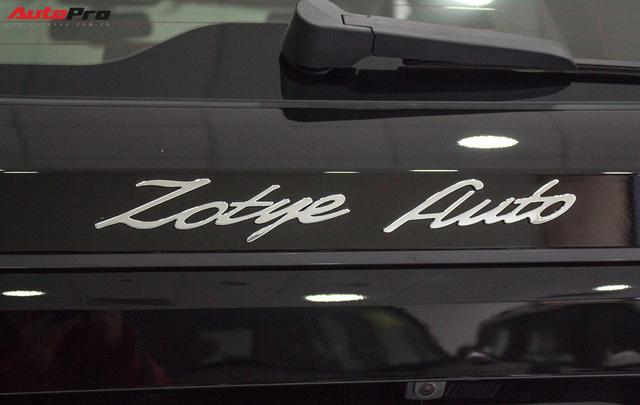 Zotye Z8 2.0 Turbo - SUV 5 chỗ Trung Quốc giá bằng một nửa Honda CR-V 2018 - Ảnh 14.