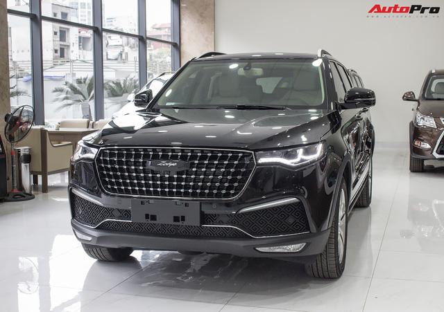 Zotye Z8 2.0 Turbo - SUV 5 chỗ Trung Quốc giá bằng một nửa Honda CR-V 2018 - Ảnh 31.