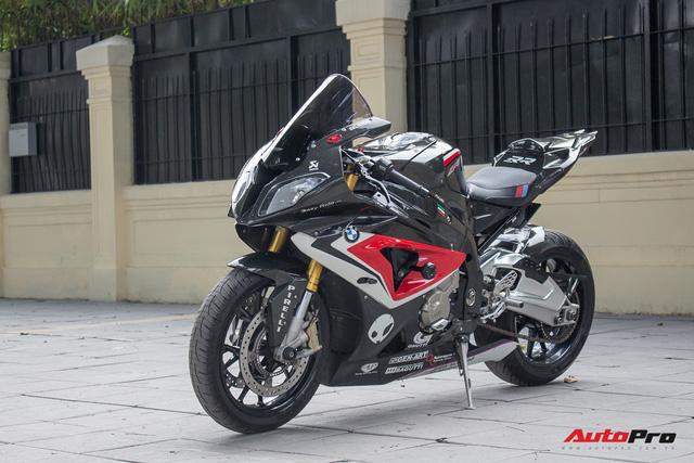 Siêu mô tô BMW S1000RR đời 2014 rao bán lại giá ngang Hyundai Grand i10 - Ảnh 23.