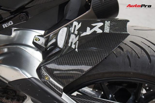 Siêu mô tô BMW S1000RR đời 2014 rao bán lại giá ngang Hyundai Grand i10 - Ảnh 13.