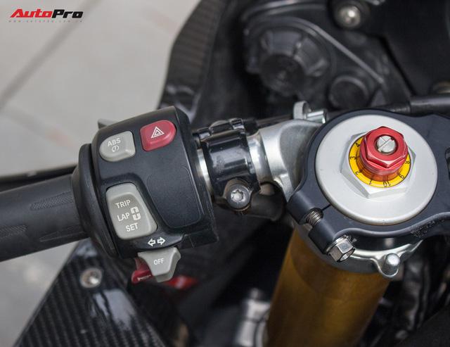 Siêu mô tô BMW S1000RR đời 2014 rao bán lại giá ngang Hyundai Grand i10 - Ảnh 6.