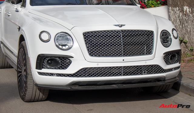 Siêu SUV Bentley Bentayga độ mâm Mansory 22 inch độc nhất Việt Nam - Ảnh 8.