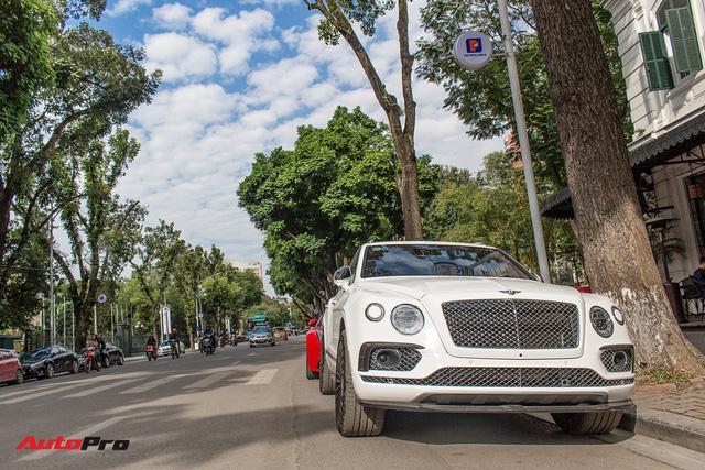 Siêu SUV Bentley Bentayga độ mâm Mansory 22 inch độc nhất Việt Nam - Ảnh 7.