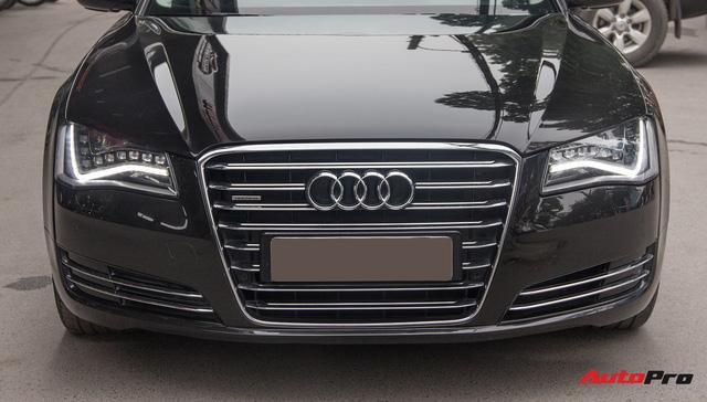 Cùng giá 2,85 tỷ đồng, chọn Bentley Spur Speed 2008 hay Audi A8L 2013? - Ảnh 6.