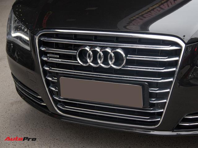 Audi A8L lăn bánh hơn 48.000km bán lại giá 2,85 tỷ đồng tại Hà Nội - Ảnh 4.