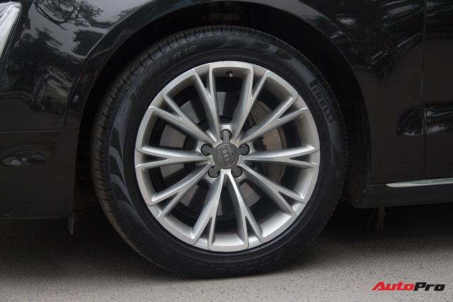 Audi A8L lăn bánh hơn 48.000km bán lại giá 2,85 tỷ đồng tại Hà Nội - Ảnh 10.