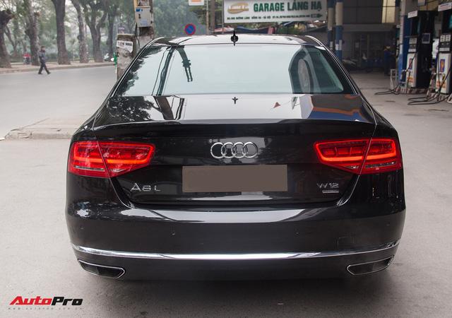 Audi A8L lăn bánh hơn 48.000km bán lại giá 2,85 tỷ đồng tại Hà Nội - Ảnh 6.