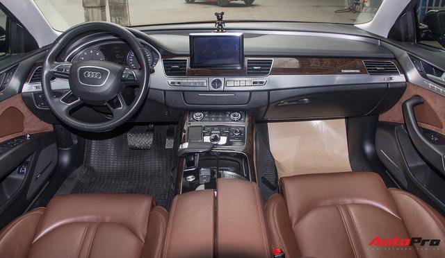 Audi A8L lăn bánh hơn 48.000km bán lại giá 2,85 tỷ đồng tại Hà Nội - Ảnh 12.