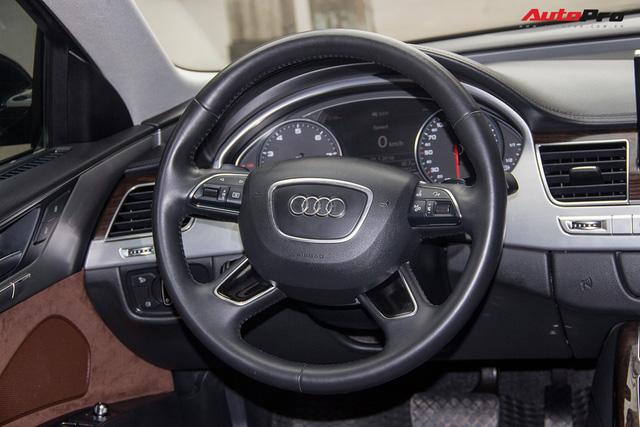 Audi A8L lăn bánh hơn 48.000km bán lại giá 2,85 tỷ đồng tại Hà Nội - Ảnh 13.