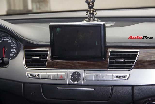 Audi A8L lăn bánh hơn 48.000km bán lại giá 2,85 tỷ đồng tại Hà Nội - Ảnh 15.