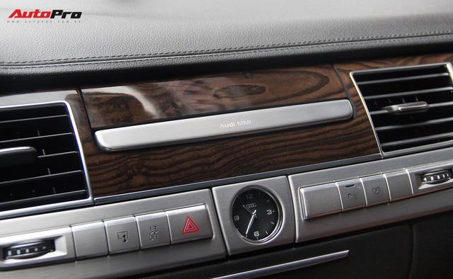 Audi A8L lăn bánh hơn 48.000km bán lại giá 2,85 tỷ đồng tại Hà Nội - Ảnh 16.