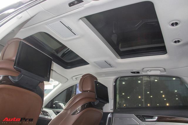Audi A8L lăn bánh hơn 48.000km bán lại giá 2,85 tỷ đồng tại Hà Nội - Ảnh 27.