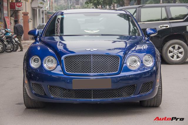 Bentley Continental Flying Spur Speed đi 10 năm bán lại chỉ 2,85 tỷ đồng - Ảnh 2.
