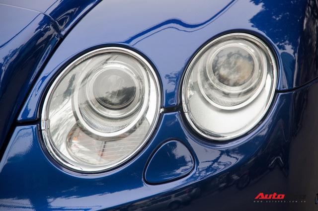 Bentley Continental Flying Spur Speed đi 10 năm bán lại chỉ 2,85 tỷ đồng - Ảnh 4.