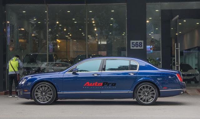 Bentley Continental Flying Spur Speed đi 10 năm bán lại chỉ 2,85 tỷ đồng - Ảnh 5.