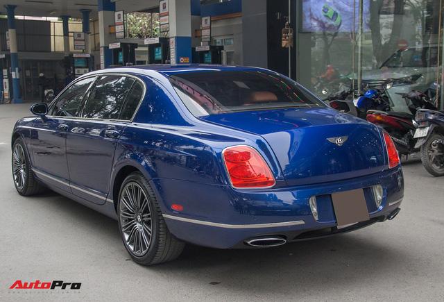 Bentley Continental Flying Spur Speed đi 10 năm bán lại chỉ 2,85 tỷ đồng - Ảnh 11.