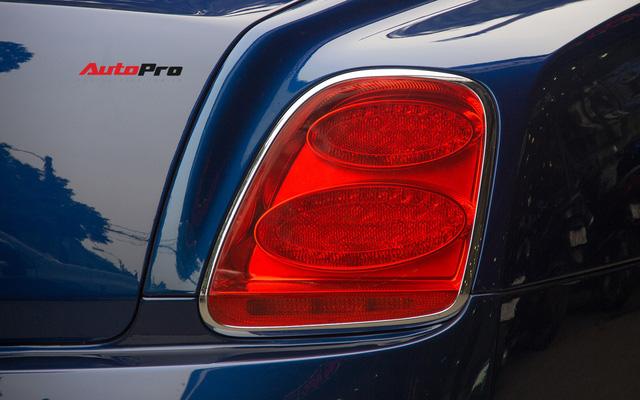 Bentley Continental Flying Spur Speed đi 10 năm bán lại chỉ 2,85 tỷ đồng - Ảnh 12.