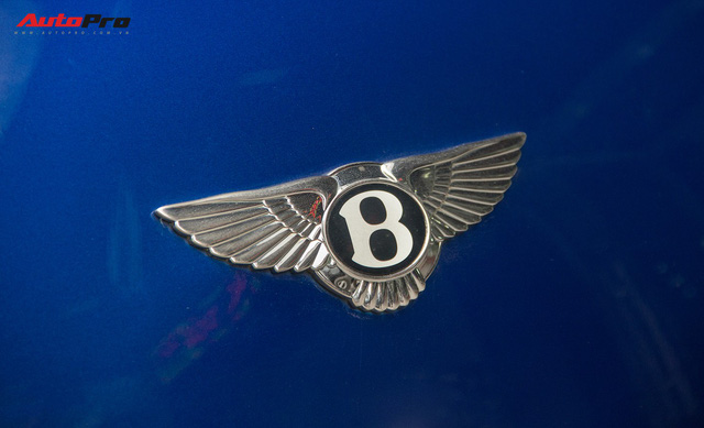Bentley Continental Flying Spur Speed đi 10 năm bán lại chỉ 2,85 tỷ đồng - Ảnh 13.