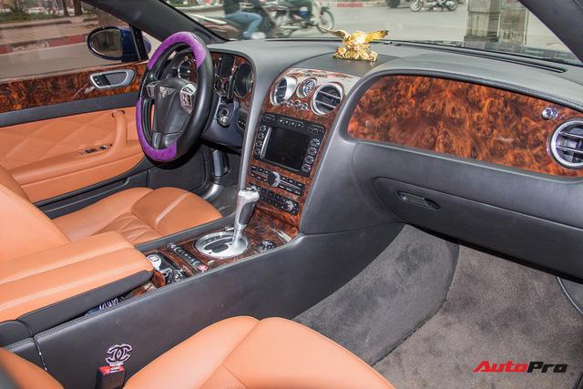 Bentley Continental Flying Spur Speed đi 10 năm bán lại chỉ 2,85 tỷ đồng - Ảnh 14.