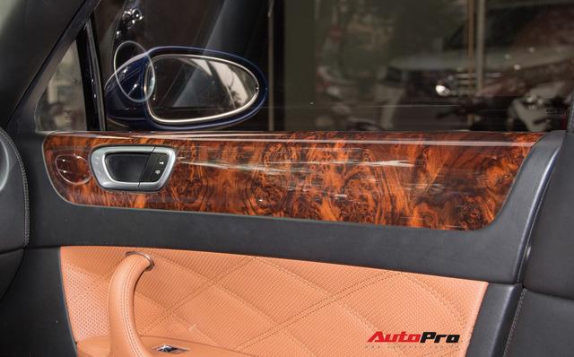 Bentley Continental Flying Spur Speed đi 10 năm bán lại chỉ 2,85 tỷ đồng - Ảnh 19.