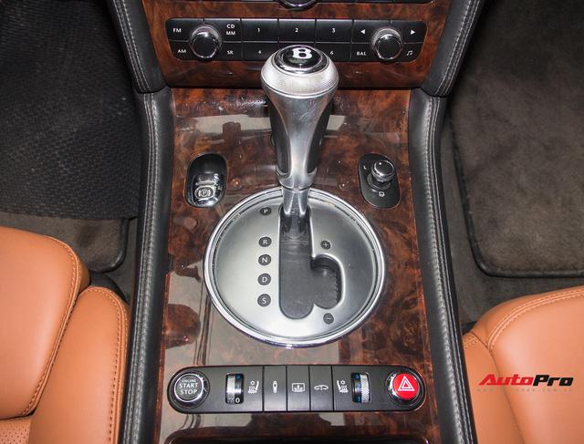 Bentley Continental Flying Spur Speed đi 10 năm bán lại chỉ 2,85 tỷ đồng - Ảnh 18.