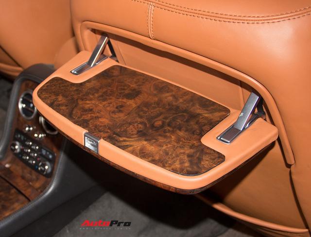 Bentley Continental Flying Spur Speed đi 10 năm bán lại chỉ 2,85 tỷ đồng - Ảnh 24.