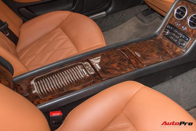 Bentley Continental Flying Spur Speed đi 10 năm bán lại chỉ 2,85 tỷ đồng - Ảnh 25.