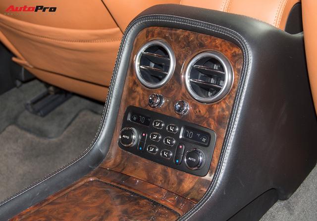Bentley Continental Flying Spur Speed đi 10 năm bán lại chỉ 2,85 tỷ đồng - Ảnh 27.
