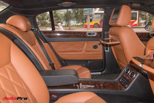 Bentley Continental Flying Spur Speed đi 10 năm bán lại chỉ 2,85 tỷ đồng - Ảnh 22.