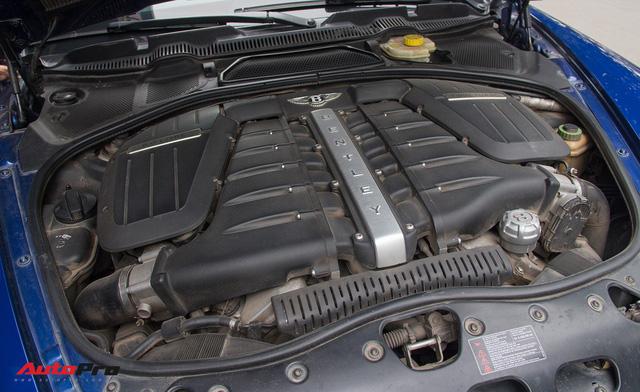 Bentley Continental Flying Spur Speed đi 10 năm bán lại chỉ 2,85 tỷ đồng - Ảnh 28.