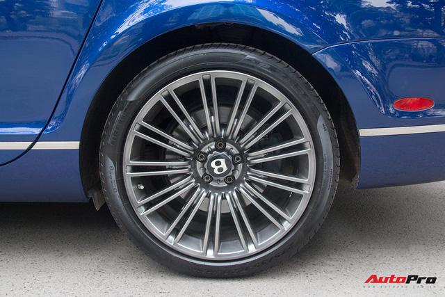 Bentley Continental Flying Spur Speed đi 10 năm bán lại chỉ 2,85 tỷ đồng - Ảnh 9.