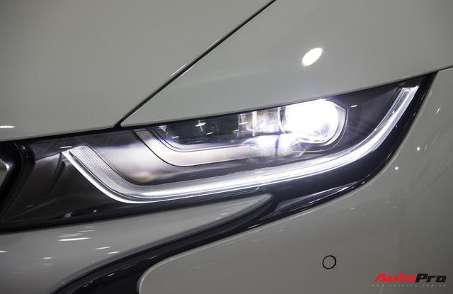 Hết sốt, BMW i8 rao bán lại giá 4,9 tỷ đồng tại Hà Nội - Ảnh 5.