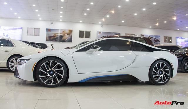 Hết sốt, BMW i8 rao bán lại giá 4,9 tỷ đồng tại Hà Nội - Ảnh 2.