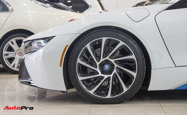 Hết sốt, BMW i8 rao bán lại giá 4,9 tỷ đồng tại Hà Nội - Ảnh 7.