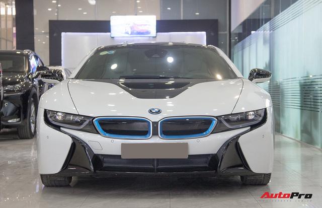 Hết sốt, BMW i8 rao bán lại giá 4,9 tỷ đồng tại Hà Nội - Ảnh 3.