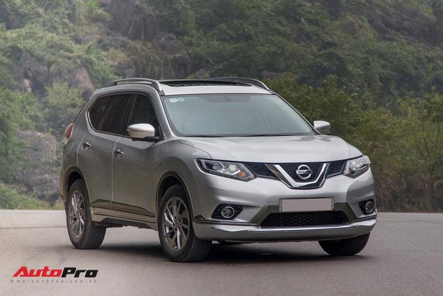 Đánh giá Nissan X-Trail sau 1 tuần sử dụng: Crossover cần sự kiên nhẫn
