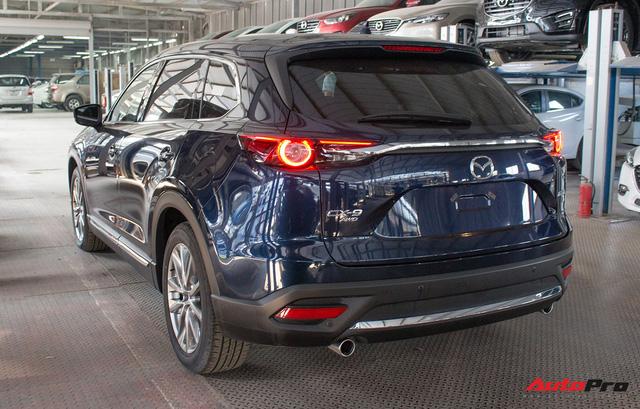 Mazda CX-9 vẫn âm thầm được bán tại Việt Nam, giá 2,15 tỷ đồng - Ảnh 4.