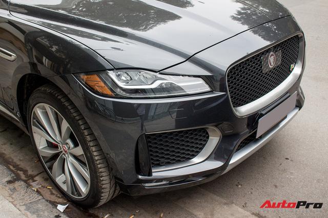SUV thể thao Jaguar F-Pace S đầu tiên xuất hiện tại Việt Nam - Ảnh 7.