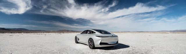Q Inspiration Concept - tương lai của sedan Infiniti hạng sang - Ảnh 4.