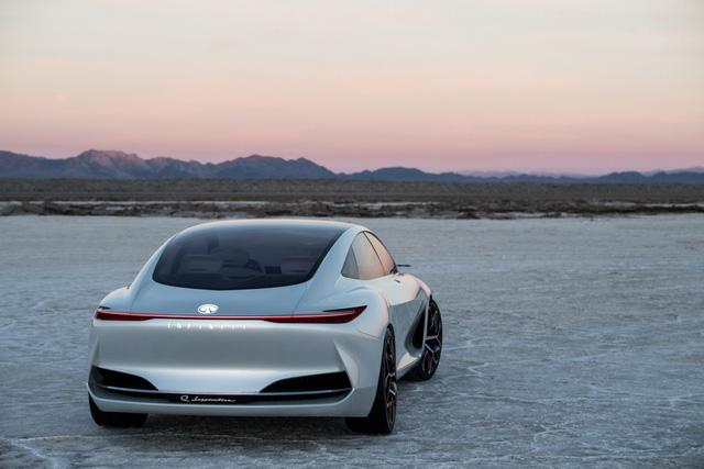 Q Inspiration Concept - tương lai của sedan Infiniti hạng sang - Ảnh 2.