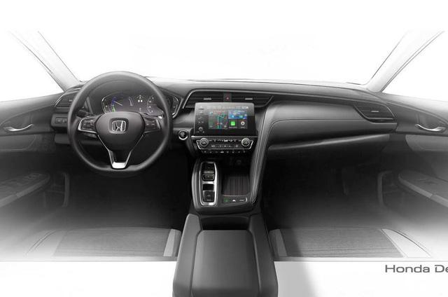 Honda Insight 2019 ra mắt, tham vọng lật đổ Toyota Prius - Ảnh 4.