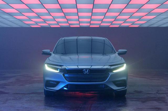 Honda Insight 2019 ra mắt, tham vọng lật đổ Toyota Prius - Ảnh 1.