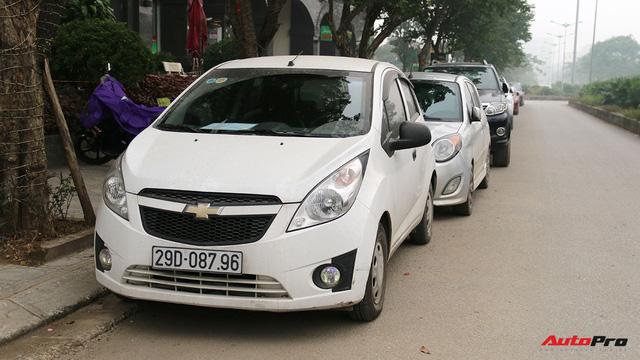 Xe Van 2 Ch Kia Morning V Chevrolet Spark Nhp Khu Kh Sng
