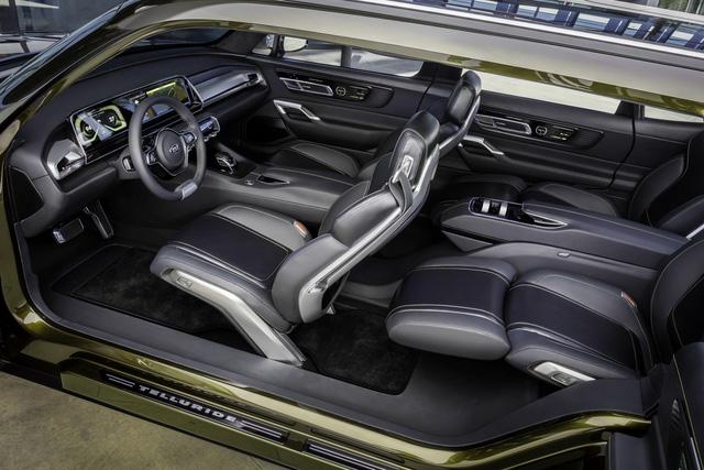 Kia sắp sản xuất SUV đàn anh của Sorento mang tên Telluride - Ảnh 3.