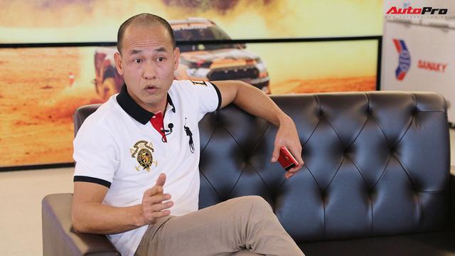 Knock out the King - Giải đua xe địa hình tham vọng khắc nghiệt nhất Việt Nam - Ảnh 1.
