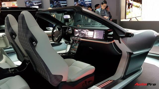 """Trải nghiệm khoang nội thất ô tô """"ngợp"""" màn hình do Samsung sản xuất - Ảnh 8."""