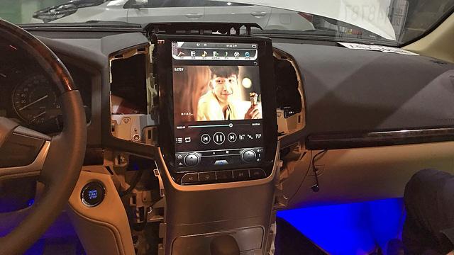 Đánh giá màn hình kiểu Tesla cho xe Toyota: đa dạng tính năng, hiển thị chưa tốt - Ảnh 4.
