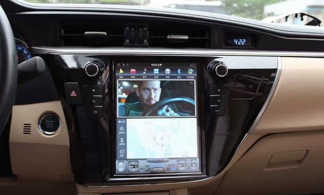 Đánh giá màn hình kiểu Tesla cho xe Toyota: đa dạng tính năng, hiển thị chưa tốt - Ảnh 10.