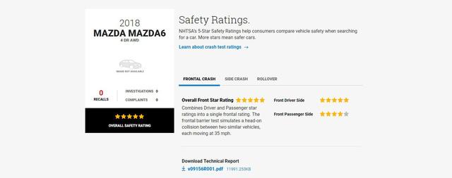 Mazda6 lộ phiên bản dẫn động AWD sắp ra mắt - Ảnh 1.